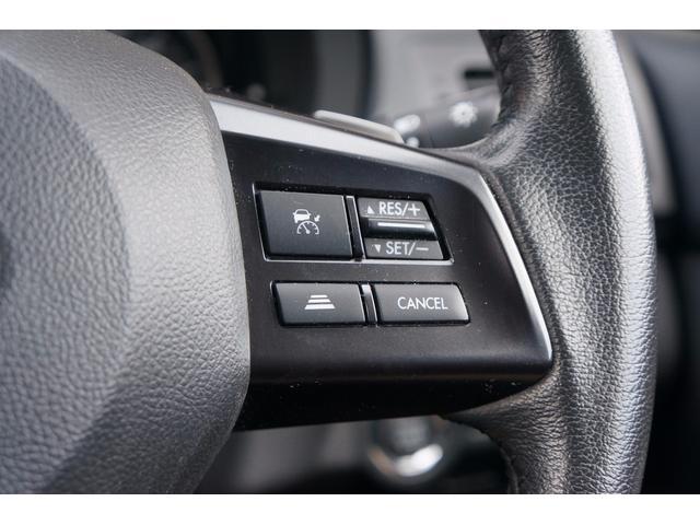スバル インプレッサXV 2.0i-L アイサイト SDナビTV バックカメラ 4WD