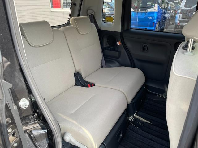 Gメイクアップ SAIII 4WD 両側パワースライドドア/LEDヘッドライト/スマートキー/プッシュスタート/寒冷地仕様車/オートマチックハイビーム/横滑り防止装置/レーダーブレーキ/アイドリングストップ/ベンチシート(19枚目)
