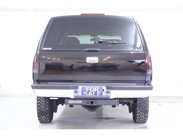 シボレー シボレー サバーバン カスタム 6.5ターボディーゼル 4WD 新車並行実走行