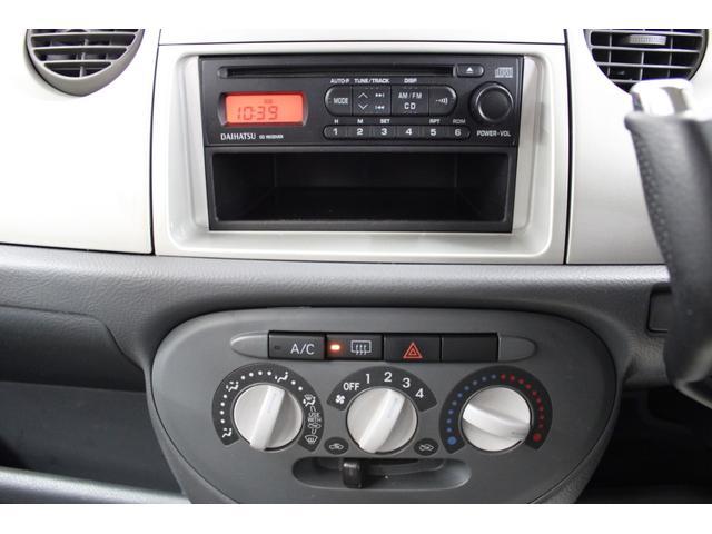 ダイハツ純正CDデッキが装備されております★社外への変更も可能となっておりますのでぜひご相談くださいませ★