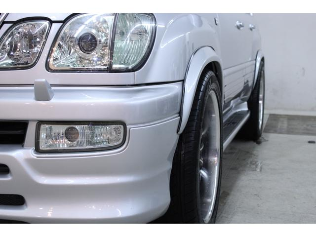 「トヨタ」「ランドクルーザー100」「SUV・クロカン」「北海道」の中古車8