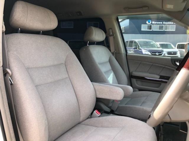 ホンダ エリシオン VX 4WD ローダウン 両側パワスラ