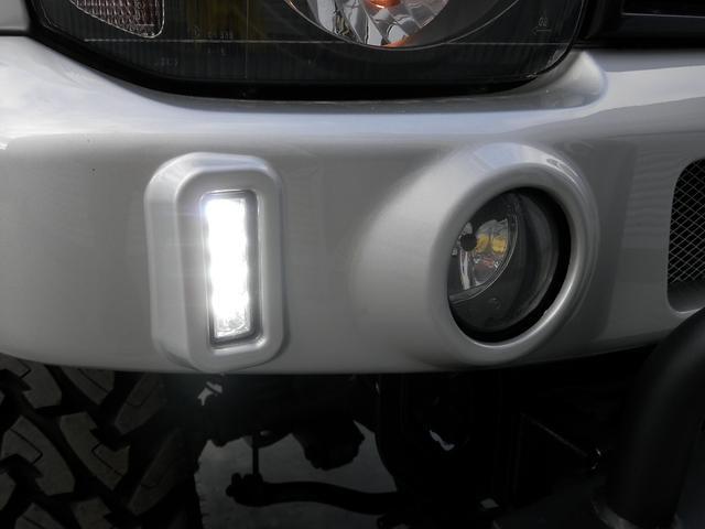社外LEDデイライト