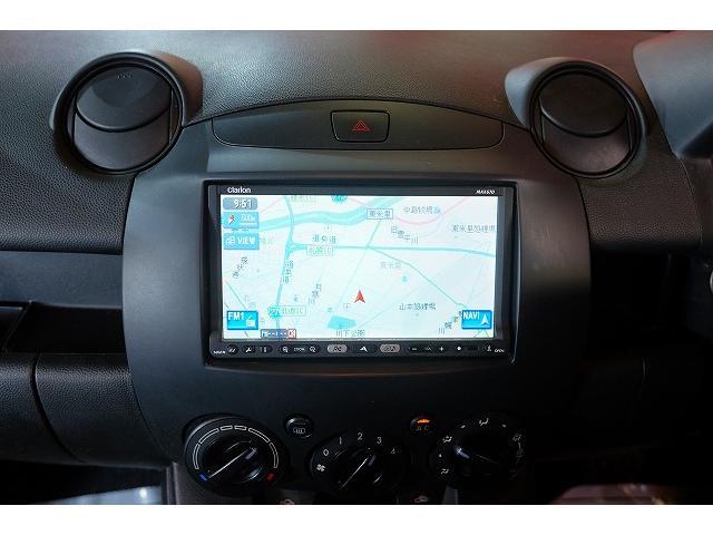 マツダ デミオ 13C タイベルチェーン 4WD 4年保証
