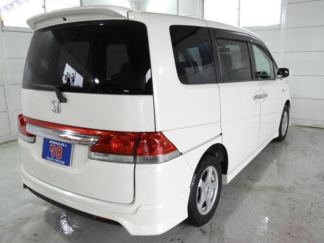 「ホンダ」「ステップワゴン」「ミニバン・ワンボックス」「北海道」の中古車8