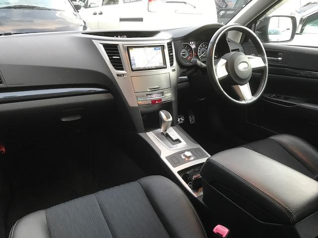 スバル レガシィB4 2.5GT Sパッケージ ワンオーナー STiスポイラー