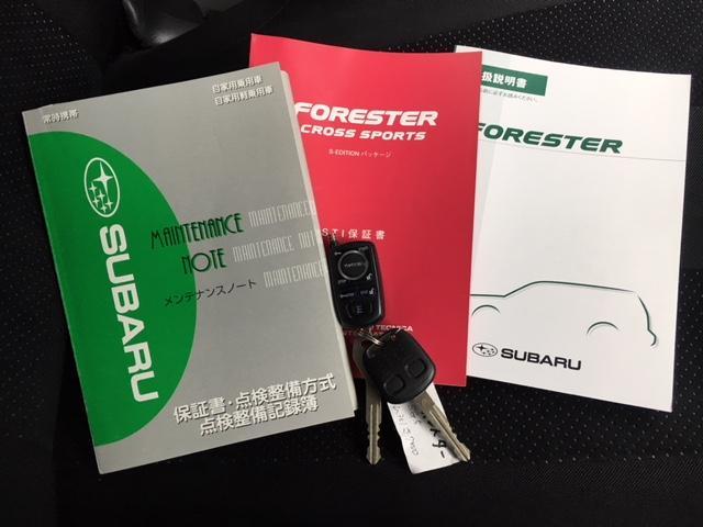 スバル フォレスター クロススポーツ2.0T クロススピード18AW新品夏タイヤ
