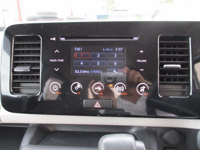 スズキ MRワゴン T 4WD 純正タッチパネルオーディオ