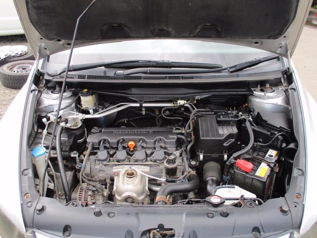 ホンダ ストリーム X 4WD 純正HDDナビ 本州仕入 キーレス