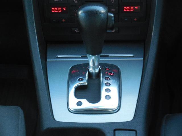 1.8Tクワトロ 4WD ターボ RAYS18インチAW(20枚目)