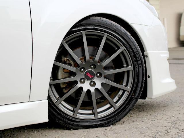 スバル レガシィツーリングワゴン 2.5GT Sパッケージ ターボ 4WD 車高調 フルエアロ