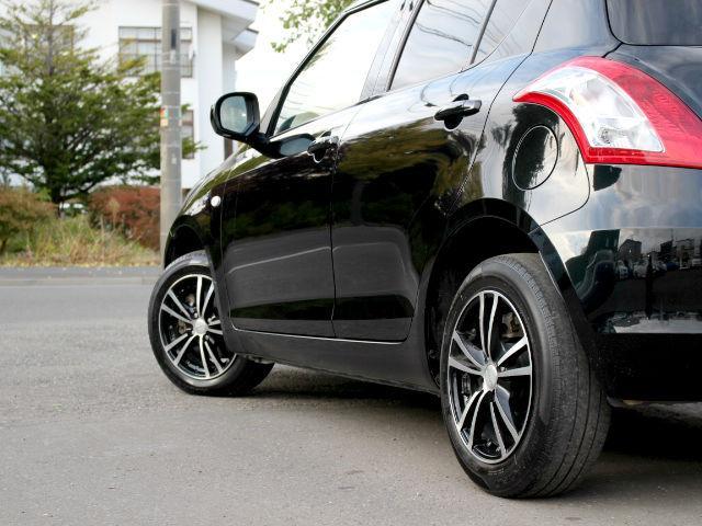 スズキ スイフト XG 4WD 外15AW ECLIPSEナビ シートヒーター