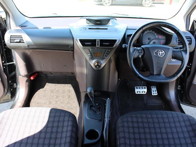 トヨタ iQ 100G モデリスタエアロ マフラー 17AW ローダウン