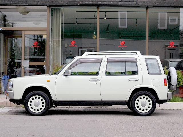 タイプII 4WD AT 背面タイヤ ルーフレール 本州仕入(5枚目)