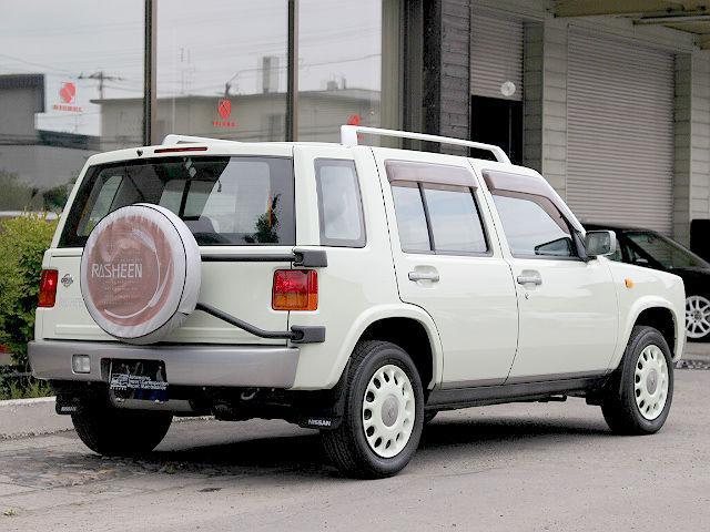 タイプII 4WD AT 背面タイヤ ルーフレール 本州仕入(9枚目)