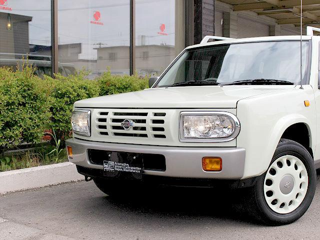 タイプII 4WD AT 背面タイヤ ルーフレール 本州仕入(13枚目)