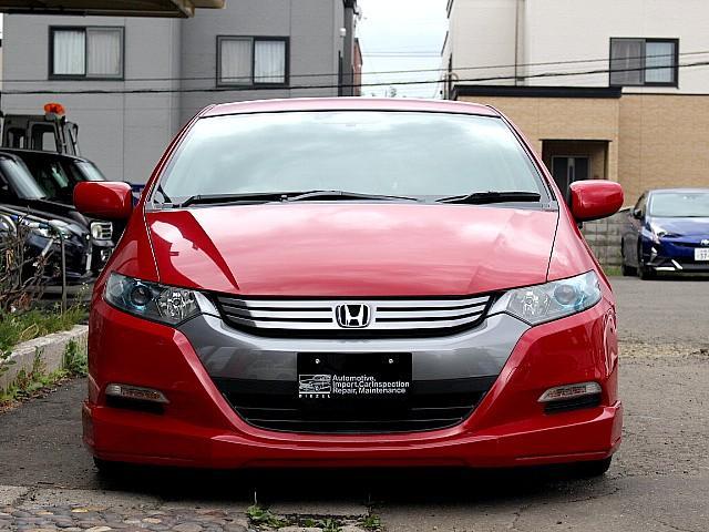 「ホンダ」「インサイト」「セダン」「北海道」の中古車3