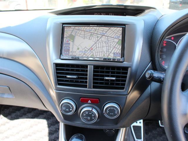 S-GT スポーツパッケージ 4WDターボ STIレカロシート2脚 STIリップ GPスポーツEXASマフラー ローダウン 新品17インチAW HDDナビ フルセグTV バックカメラ USB・iPhone接続 HID キーレス(20枚目)