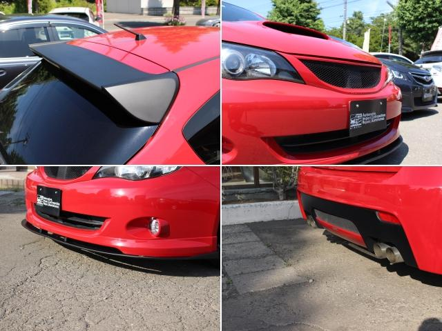 S-GT スポーツパッケージ 4WDターボ BLITZ車高調 鍛造BBS18AW ALBEROリアバンパー STI用マフラー タンレザーハーフレザーシート エンジンスターター スロットルコントローラー ナビTV Bカメラ 本州仕入(15枚目)