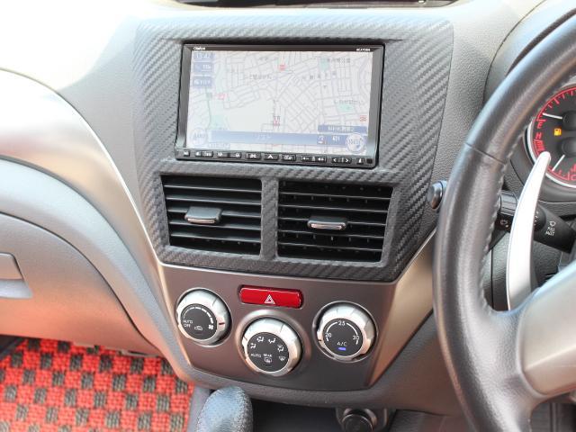 S-GT スポーツパッケージ 4WDターボ BLITZ車高調 鍛造BBS18AW ALBEROリアバンパー STI用マフラー タンレザーハーフレザーシート エンジンスターター スロットルコントローラー ナビTV Bカメラ 本州仕入(20枚目)