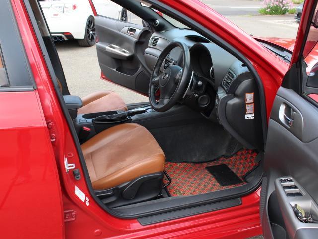 S-GT スポーツパッケージ 4WDターボ BLITZ車高調 鍛造BBS18AW ALBEROリアバンパー STI用マフラー タンレザーハーフレザーシート エンジンスターター スロットルコントローラー ナビTV Bカメラ 本州仕入(33枚目)