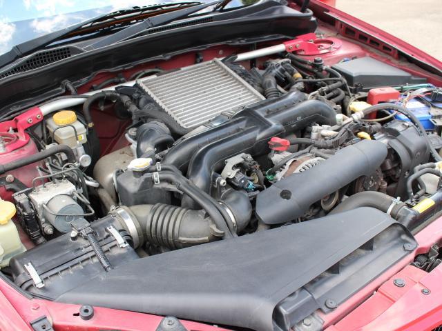 S-GT スポーツパッケージ 4WDターボ BLITZ車高調 鍛造BBS18AW ALBEROリアバンパー STI用マフラー タンレザーハーフレザーシート エンジンスターター スロットルコントローラー ナビTV Bカメラ 本州仕入(39枚目)