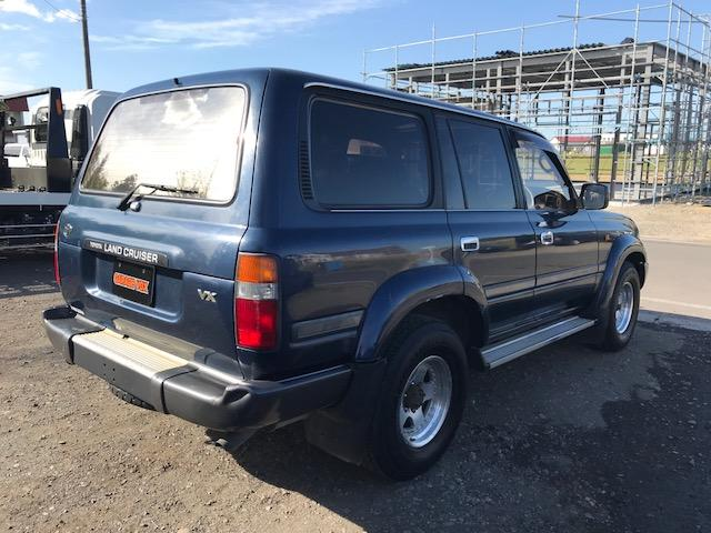 VX 4WD 1オーナー サンルーフ 1ナンバー 寒冷地仕様(5枚目)