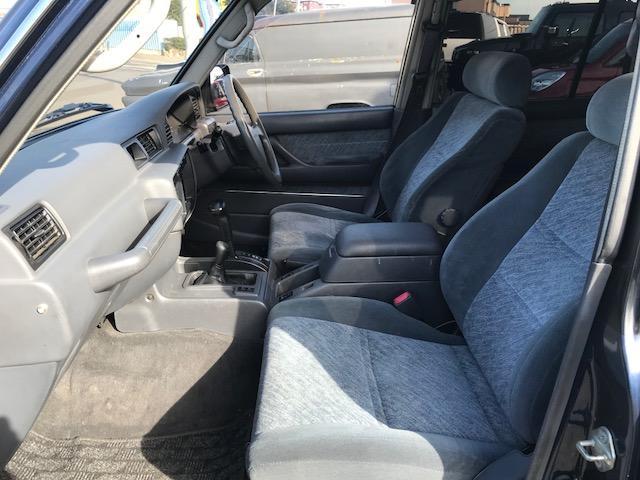 VX 4WD 1オーナー サンルーフ 1ナンバー 寒冷地仕様(15枚目)