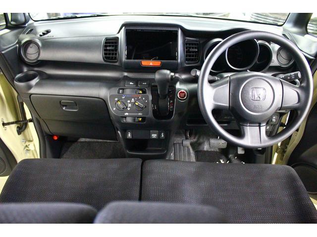 ホンダ N BOX+ 福祉車両 G スロープ 4WD 4名乗車 電動ウィンチ