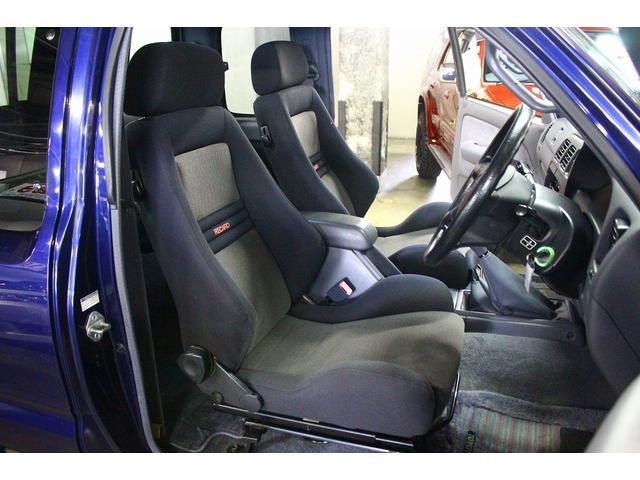 トヨタ ハイラックススポーツピック エクストラキャブ ワイド HDDナビ ディーゼル レカロ
