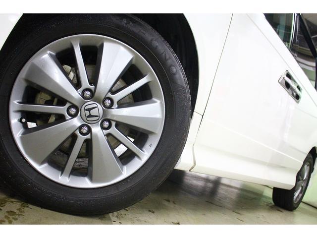 ホンダ エリシオンプレステージ S HDDナビスペシャルPKG 後期 本革 コンビハンドル