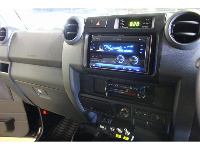 トヨタ ランドクルーザー70 30thアニバーサリー リフトアップ デフロック