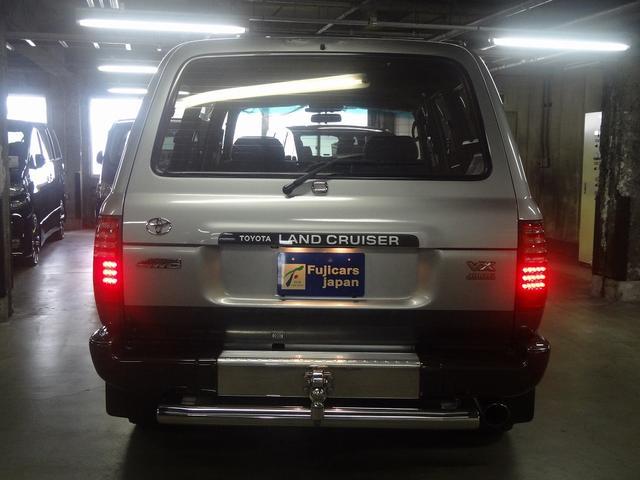 トヨタ ランドクルーザー80 VXリミテッド アクティブバケーション 1オーナー SR