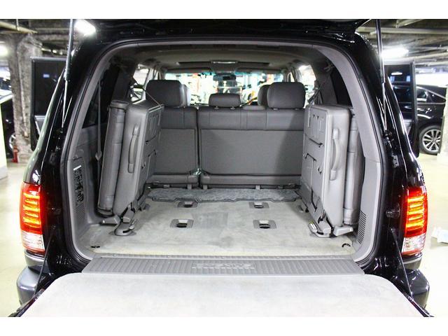 トヨタ ランドクルーザー100 シグナス インテリアセレクション   4WD