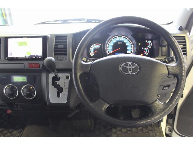トヨタ ハイエースバン リンエイ バカンチェスプライベート 寒冷地 4WD