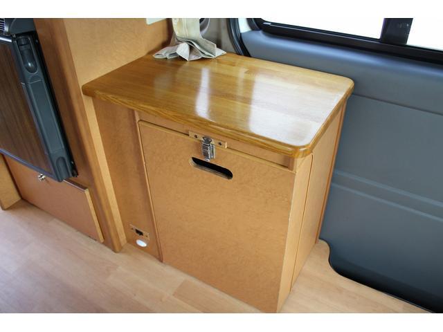トヨタ ハイエースワゴン OMC北斗 4WD エアサス ベバストFFヒーター