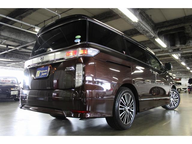 日産 エルグランド 250ハイウェイスター SDナビ 両側パワースライド 4WD