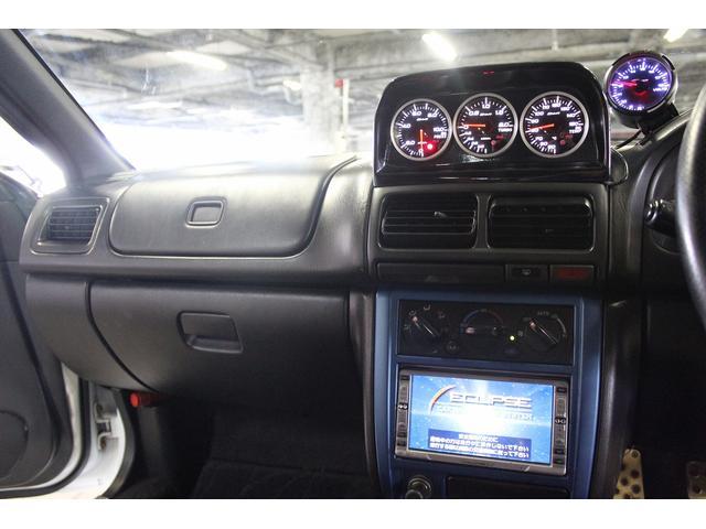 スバル インプレッサ WRXタイプRA STiバージョンV 車高調 DEFI