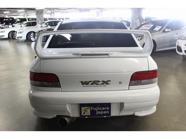 スバル インプレッサ WRX STiバージョンV DEFIブースト計 外マフラー