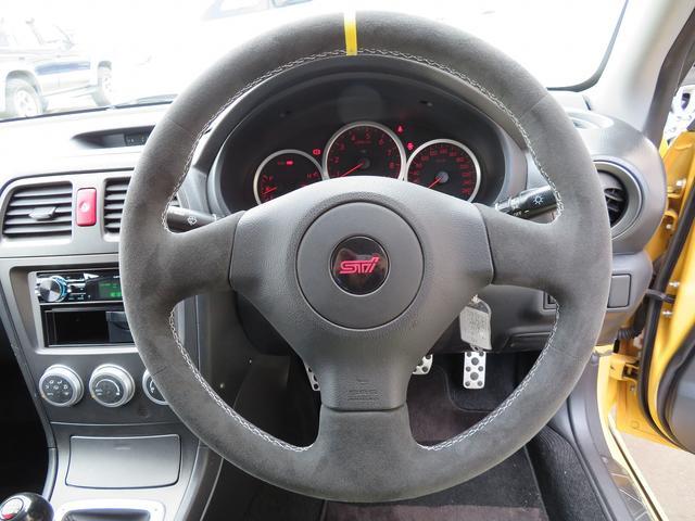 WRX STI スペックC タイプRA-R 300台限定車(6枚目)