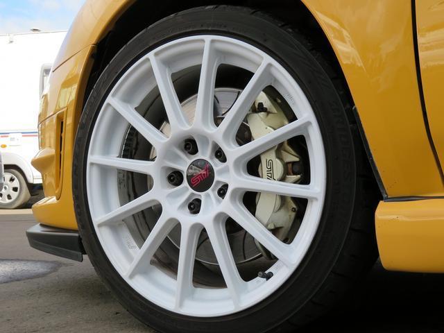 WRX STI スペックC タイプRA-R 300台限定車(18枚目)