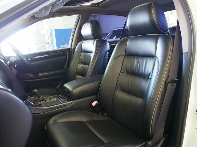 V300ベルテックスED 本革 サンルーフ シートヒーター(3枚目)