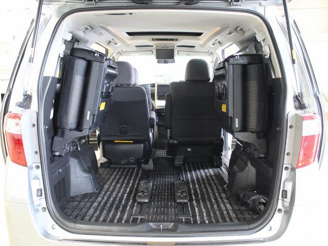 福祉車輌 ハイブリッドSR ウェルキャブ4WD サイドリフト(19枚目)