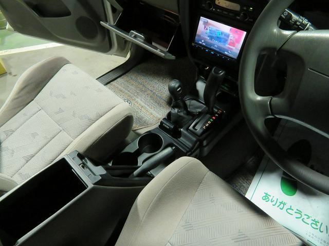 SSR-X 4WD 外SDナビ ディーゼルターボ 本州仕入(18枚目)