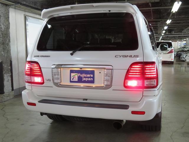 シグナス 4WD 本革 外22AW クールBOX 本州仕入(7枚目)