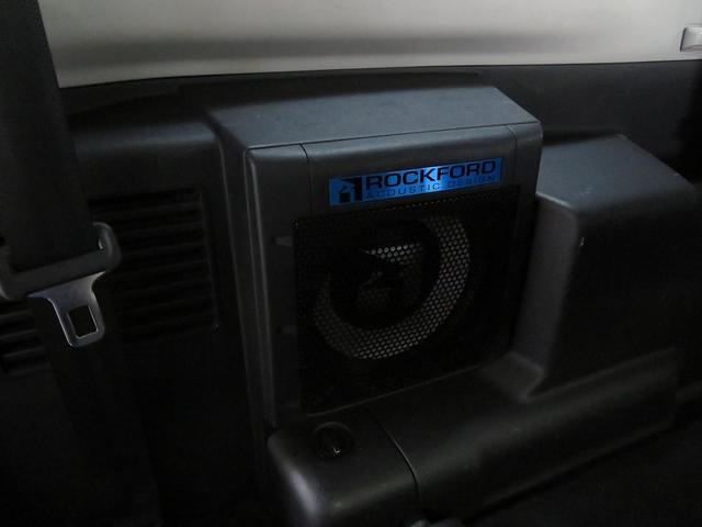 ☆ロックフォード装備でドライブが一層楽しくなります♪