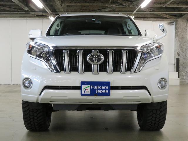 TX L-PKG 4WD 黒革 SR リフトアップ 本州仕入(4枚目)