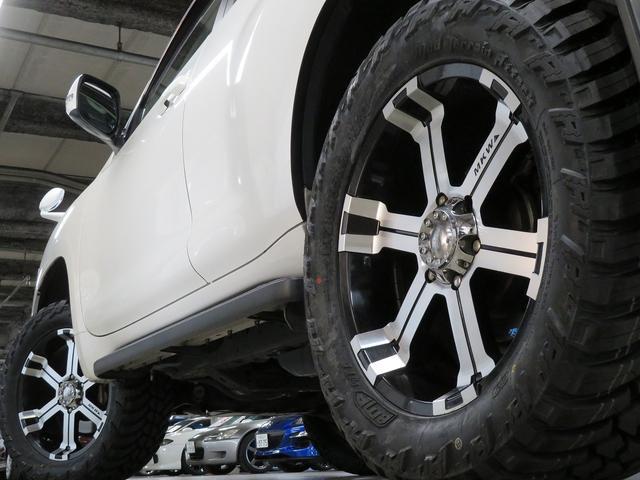 TX L-PKG 4WD 黒革 SR リフトアップ 本州仕入(8枚目)