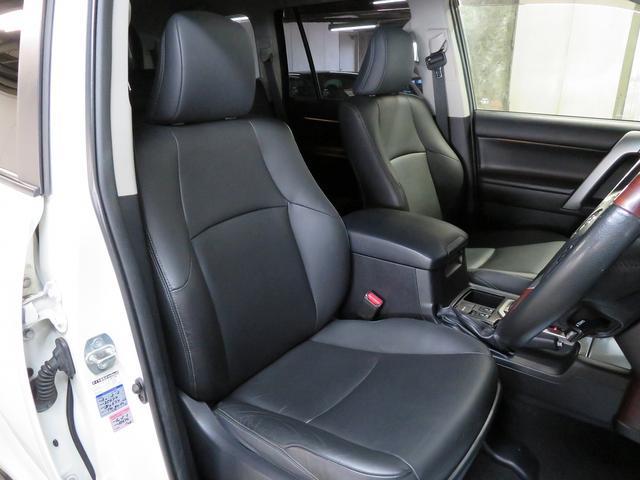 TX L-PKG 4WD 黒革 SR リフトアップ 本州仕入(9枚目)