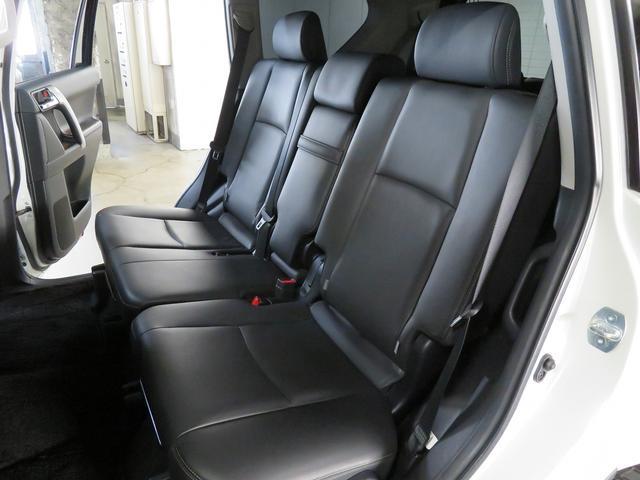 TX L-PKG 4WD 黒革 SR リフトアップ 本州仕入(11枚目)